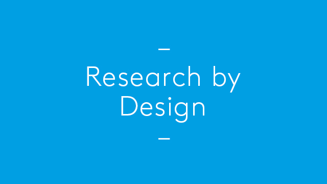 Research-by-Design