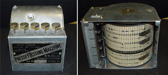 Pressey-Testing-Machine