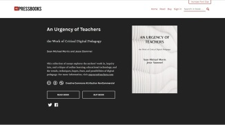 URGENCY OF TEACHERS