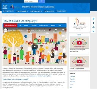 UNESCO LIFELONG LEARNING CITY